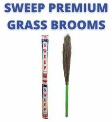 Sweep Premium Grass Brooms