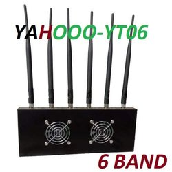 Wireless Network Signal Jammer YT-206