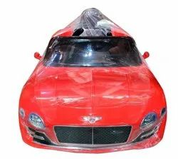 White Kids Battery Operated Car (Bentley)
