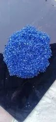 Blue Glass Cullets