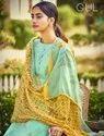 Designer Printed Ladies Pure Lawn Salwar Kameez