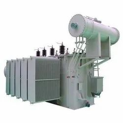 ABB 5MVA 3-Phase Oil Cooled Power Transformer