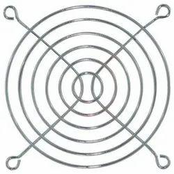 Hari Impex Mild Steel 92 mm fan gril