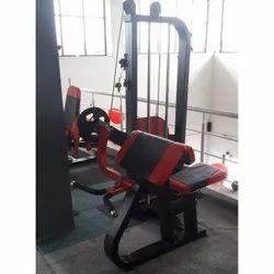 Biceps Machine