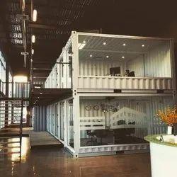 ms double decker office cabin