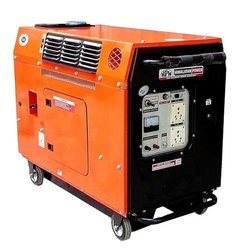 2.5 kVA Single Phase HPM Portable Diesel Generator