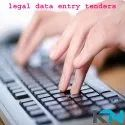 11 Month Mca Legal Data Entry Tenders, Business Provider
