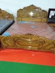 Wooden Bed3