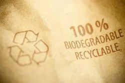 Compostable bags in  India