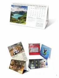 4-7 Days Paper,Art Paper Calendar Printing Service, in Pan India