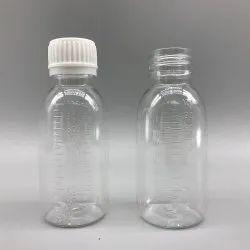 100ml Pharma PET Bottles