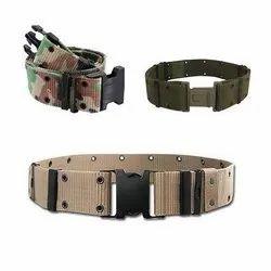 Military Style Pistol Belt