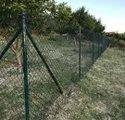 Solar Power Plant Fencing