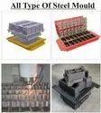 Paver Block Steel Mould