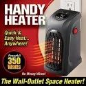 HANDY HEATER WITH REMOTE