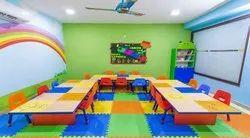 Play School Interior Designing