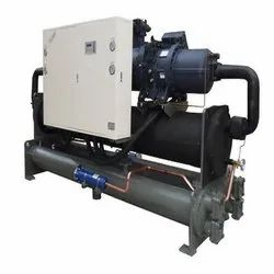 Industrial Air Cooled Water Chiller Machine