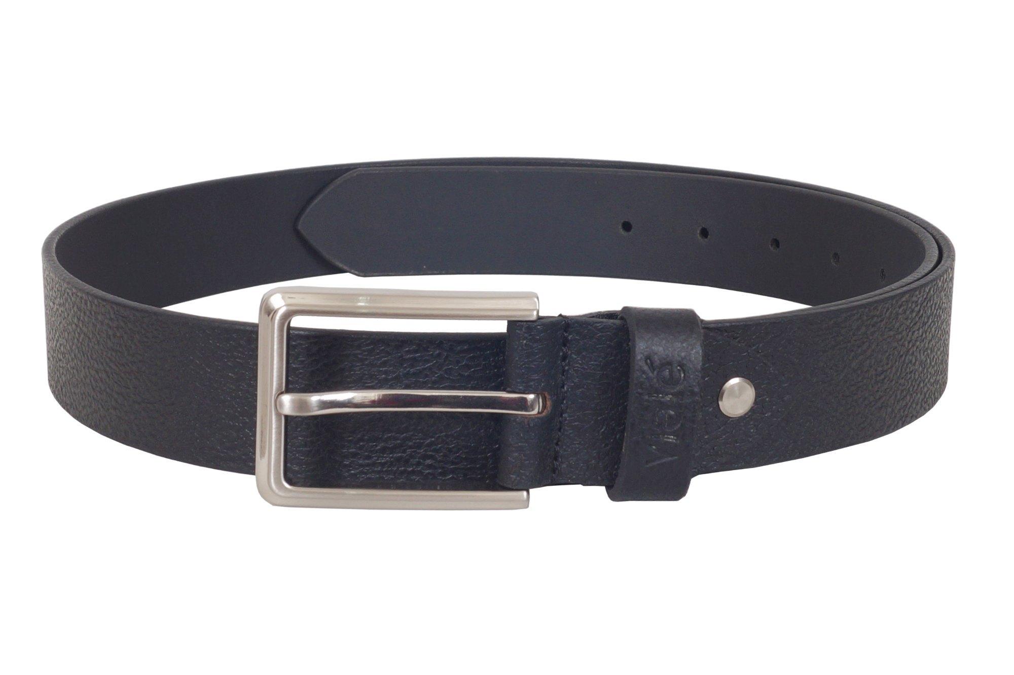 MenS Nener Casual Belt Buckle Metal Pin Leather Modern