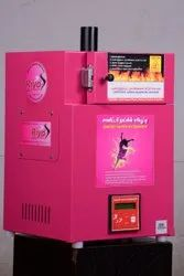 Automatic Electric Sanitary Napkin Incinerator Machine
