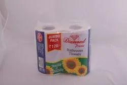 4 in 1, Toilet Roll 34 Gsm 2 ply