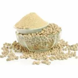 Pooja Naturals White Pepper Powder, Packaging Type: Bag, Packaging Size: 800 gm