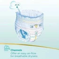 Pampers Premium Care Pants, Medium Size Baby Diapers (MD), Softest Ever Pampers Pants