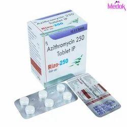 Azithromycin Tablets IP 250 Mg