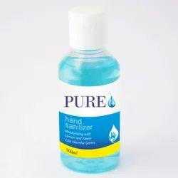 Multicolor Paper Hand Sanitizer Bottle Labels, Size: Custom