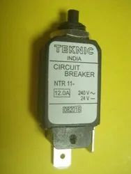 12A NTR11 Motor Protection Circuit Breaker (SWT3011)