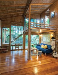 Bamboo House Architecture Nainital