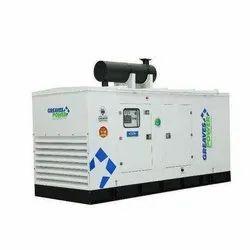 125 kVA Greaves Power Diesel Generator, 3 Phase