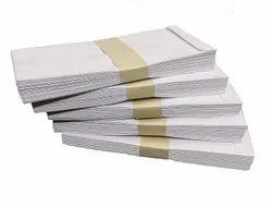 White Paper Envelope for Hospital, Size: 3