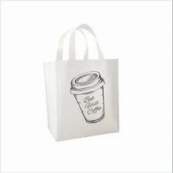 Cafe Non Woven Stitch Tote Bag