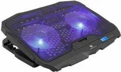 ZEBRONICS ZEB-NC6000D 2 Fan Cooling Pad