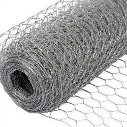 Fine SS Twisted Chicken Wire Mesh, Material Grade: Stainless Steel, Thickness: 3 Mm