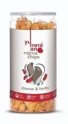 Yummiano Rajma Chips - Cheese & Herbs