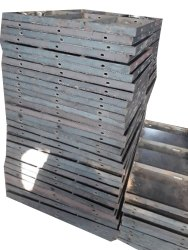 Mild Steel Shuttering Plate, Dimension: 2.5 X 1.5 Feet(l X W)