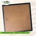 700mm X 700mm FRP Square Manhole Cover