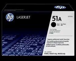 51A HP Laserjet Toner Cartridge