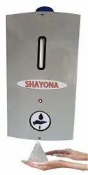 1litre Metal Body  Spray Hand Sanitizer Dispenser