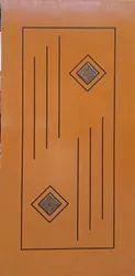 Polymer teak Antique Wooden Door