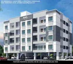 RCC Apartment Design Services, Pune