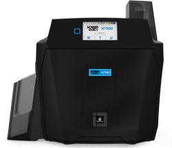 ScreenCheck SC7500 Single Sided Retransfer ID Card Printer