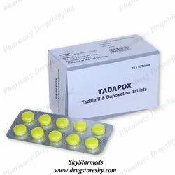 Tadapox 80mg Tablet
