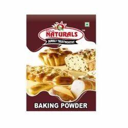 Pooja Naturals Baking Powder, Packaging Type: Packet