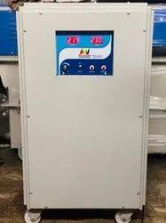 10 Kva Single Phase Automatic Digital Servo Stabilizer, 230 V, 170-270 V
