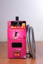 Menstrual Sanitary Pad Burning Machine