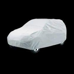 Light Grey Rexine Car Body Cover