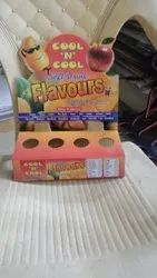 Cardboard Cold Drink Display Stand, For Shop