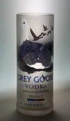 Vodka Bottle Glasses